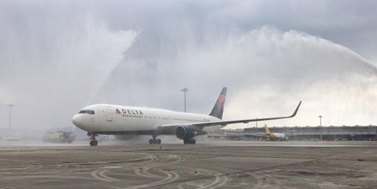 Delta Air Lines Osaka Kansai