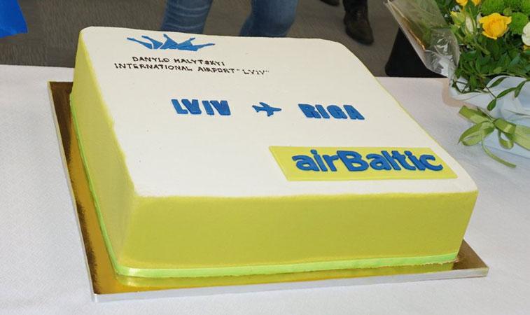 airBaltic Lviv
