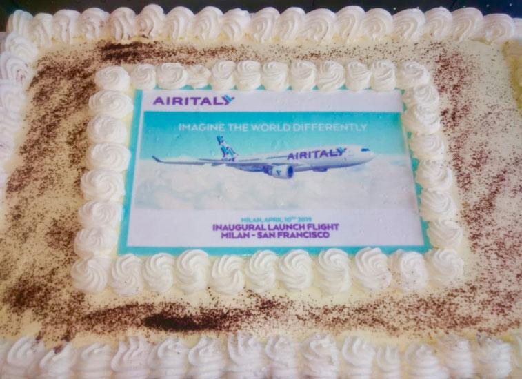 Air Italy Milan Malpensa