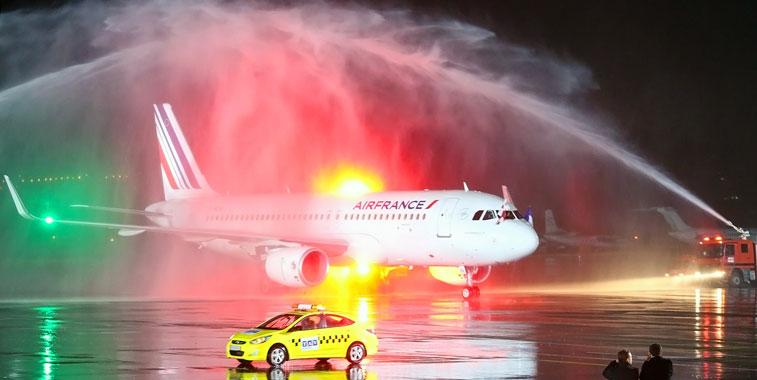 Air France Tbilisi