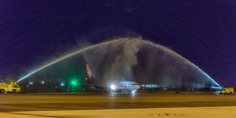 Malindo Air Adelaide