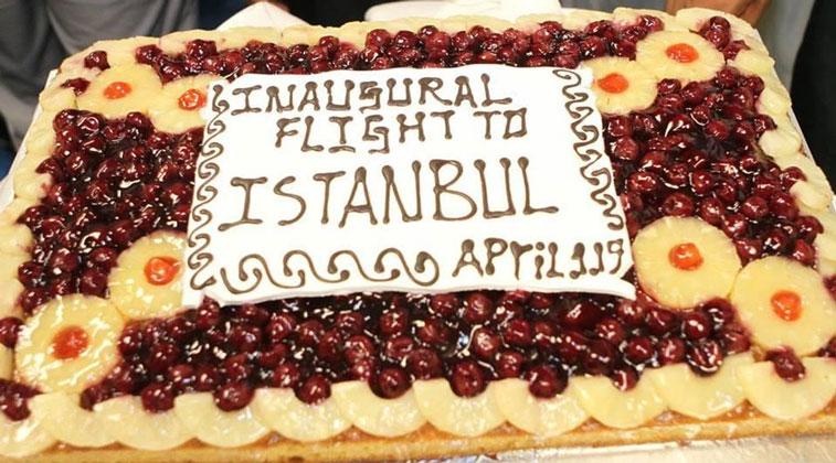 Ethiopian Airlines Istanbul