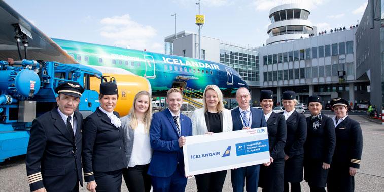 Icelandair Dusseldorf
