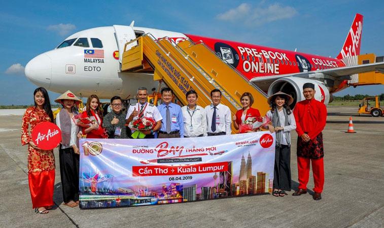 AirAsia Can Tho