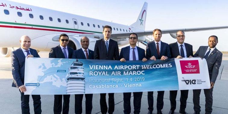 Royal Air Maroc Vienna