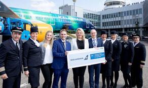 Icelandair debuts in Düsseldorf