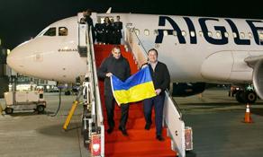 Aigle Azur opens Orly up to Kiev Boryspil