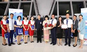 Cambodia Airways starts Phnom Penh-Bangkok Suvarnabhumi route
