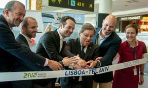 TAP Air Portugal takes flight for Basel, Dublin and Tel Aviv