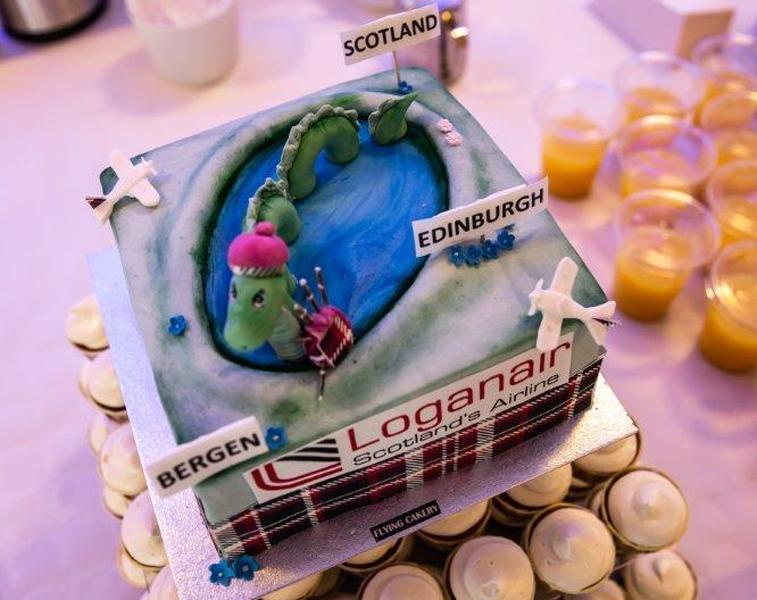 Loganair Bergen