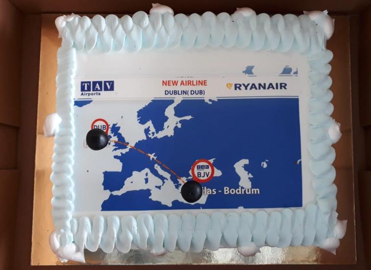 Ryanair Bodrum