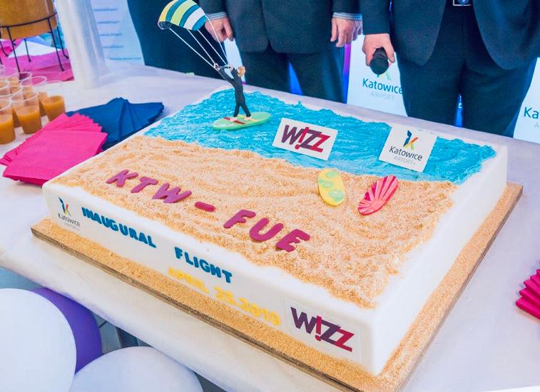Wizz Air Fuerteventura