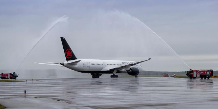 Air Canada Vienna