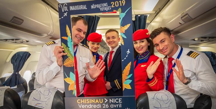 Air Moldova Chisinau