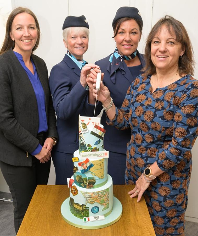 TUI Airways Cardiff