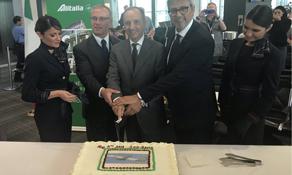 Alitalia wants a bit of Washington