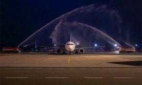 flydubai arrives into Sochi