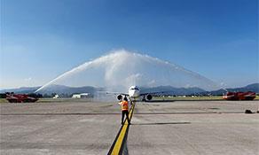 Milan Bergamo celebrates Casablanca commitment from TUIfly Belgium