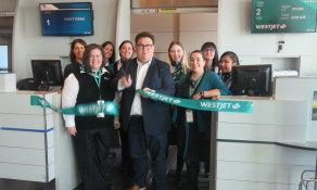WestJet launches services between Edmonton and St John's
