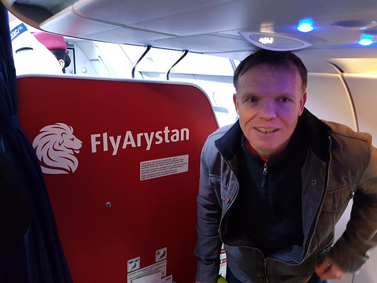 FlyArystan revolutionising Kazakhstan as Moscow begins