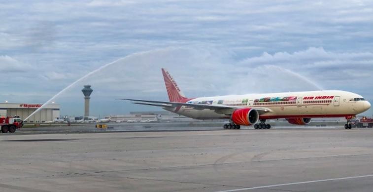 North America – India has 6.9 million passengers (2)