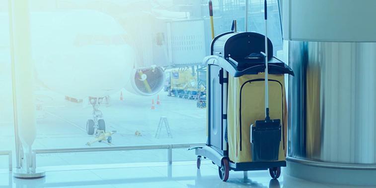 Consultants' Corner Airport terminals in a post-COVID-19 world