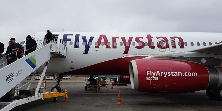 FlyArystan, Kazakhstan's LCC, announces 13 new routes + new base