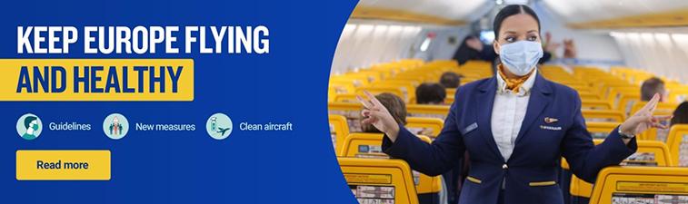Ryanair Route Development Director webinar – send us your questions now!