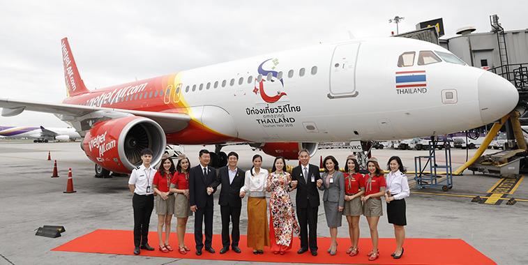 Thai VietJet announces 5 new domestic routes as Thailand's domestic LCC penetration rises to 71% (2)