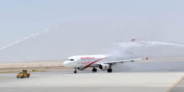 Air Arabia Abu Dhabi takes off (2)