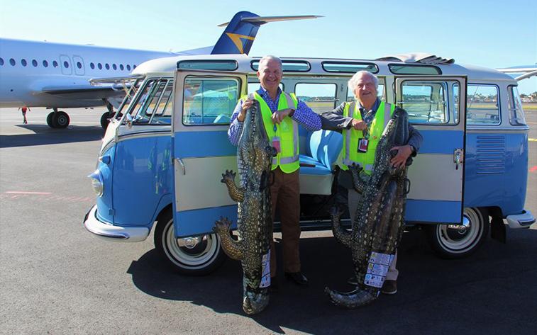 Alliance Airlines begins Sunshine Coast - Cairns