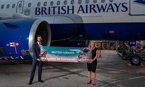 British Airways launches Heathrow - Newquay