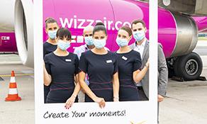 Wizz Air starts Budapest - Mykonos