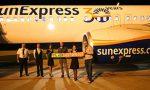 SunExpress restarts Münster Osnabrück