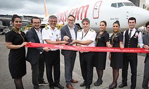 Pegasus has 2,763 flights and 170 routes next week
