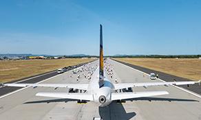 The 8th Budapest Airport - anna.aero Runway Run raises nearly €20,000 for charity