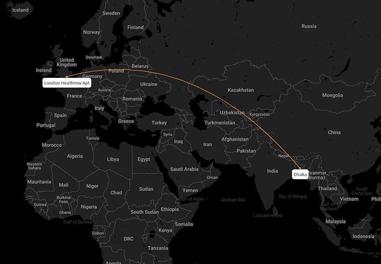 British Airways to Islamabad and Lahore – is Dhaka next?