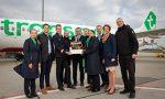 Transavia has 127 routes + 857 flights in early October