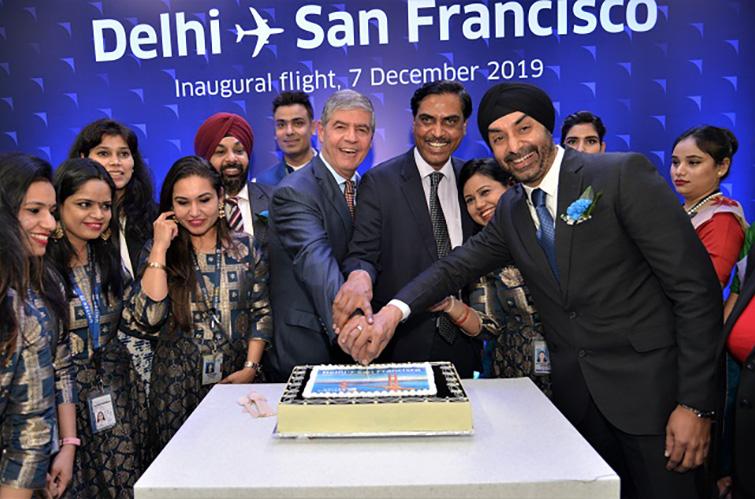 Delhi's top-20 international routes had 7.5 million P2P passengers in 2019