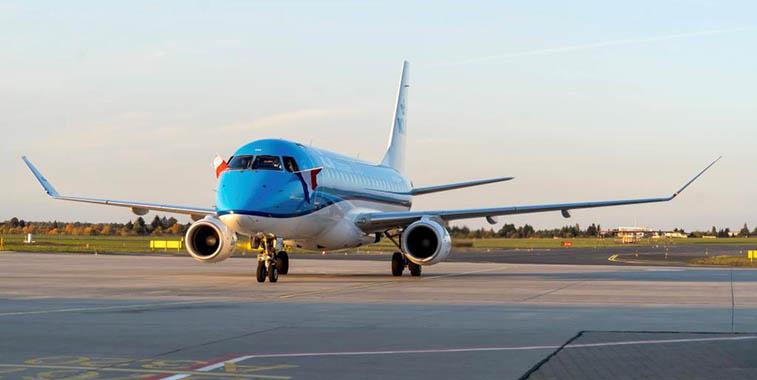 KLM begins Poznan; 16,000 P2P passengers last year
