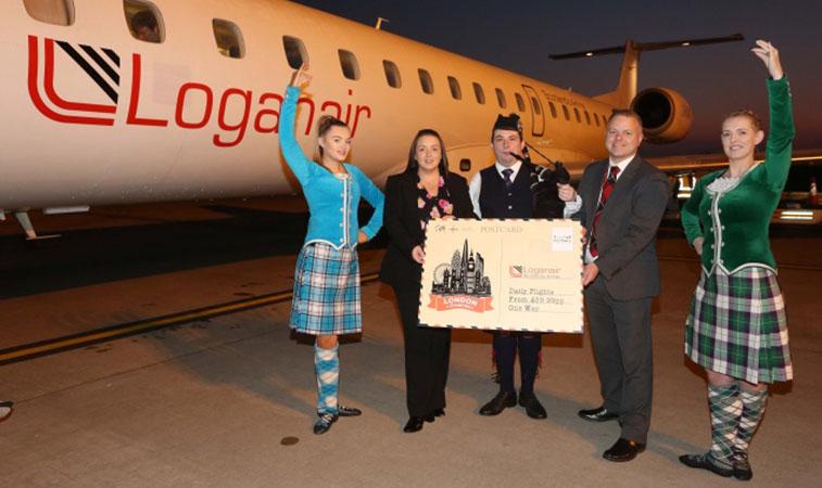 Loganair announces Isle of Man to London Heathrow (2)