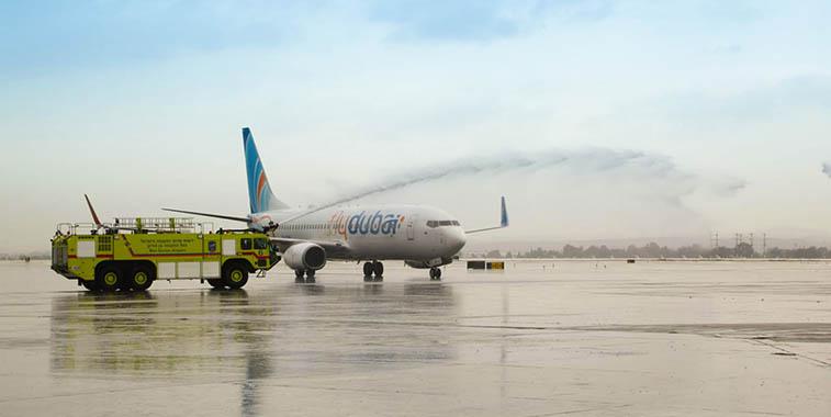 flydubai makes history by beginning Tel Aviv