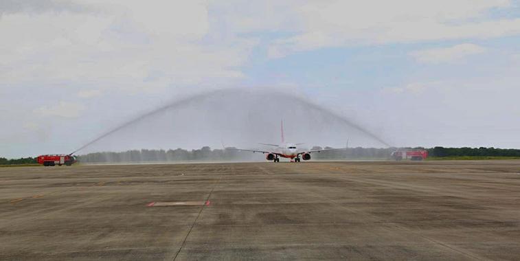 SkyUp begins Kiev to Mattala; Sri Lanka's first arrival after borders reopen