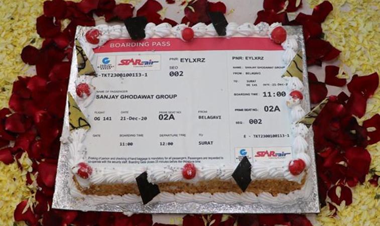 Star Air starts Belgaum to Surat and Ajmer