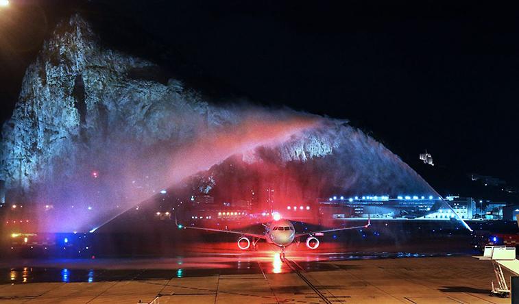 Wizz Air rocks around the clock on new Luton to Gibraltar