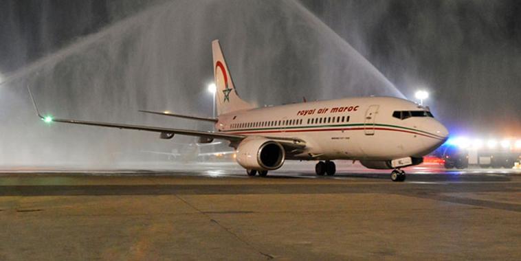 Royal Air Maroc has 22 international African destinations this week