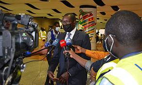 Air Senegal takes off from Dakar to Milan Malpensa