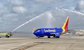 Southwest inaugurates Chicago O'Hare and Sarasota
