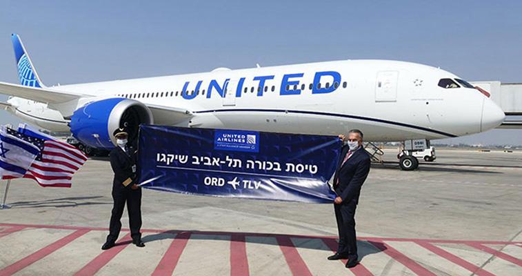 Tel Aviv to North America record year – 2.6 million seats (2)