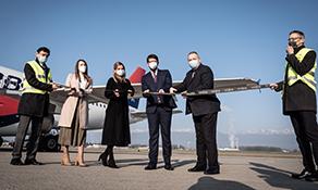 Air Serbia launches Geneva-Belgrade service